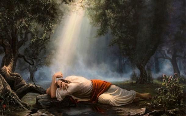 المسيح يقتل رميا بالرصاص
